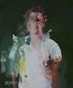 "Saatchi Art Artist: Jesùs Leguizamo; Oil 2014 Painting ""Untitled"""