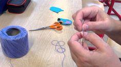 Håndværk og design - tråde en nål