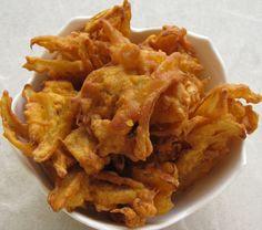 Food Fun Freak: Onion Pakoda (Fritters)