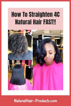 You wanna see the 10 BEST flat iron for natural hair silk press? Top-rated straighteners for thick coarse 4C hair, BabyLiss titanium, GHD Pro, HSI reviews... 4c Natural Hair, Natural Hair Styles, Silk Press, 4c Hair, Ghd, Flat Iron, Black Women Hairstyles, Straightener, Top Rated