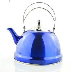 WP Stainless steel teapot coffee pot with filter Induction Cooker Kettle  2L *** You can get additional details at the image link-affiliate link.