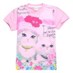 Now available on out store: Lovely Cat Cartoo... Check it out here! http://www.uchik.com/products/lovely-cat-cartoon-girls-top?utm_campaign=social_autopilot&utm_source=pin&utm_medium=pin