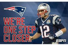 Let's go! We're on to the Super Bowl!