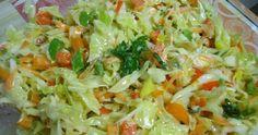 Λαχανοσαλατα http://constantinoupoli.com/η-πολίτικη-σαλάτα-αδυνατίζει-βοηθάει/