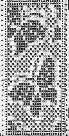 sweater graph, but could use in beading. Радикал-Фото: Картинка