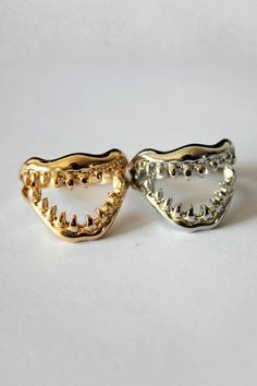 Teeth Shape Ring OASAP.com Follow Phan Dental Today! https://www.facebook.com/phandentalyeg https://twitter.com/PhanDental