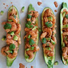 Creamy Shrimp Enchil