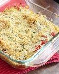Summer Squash and Tomato Crumble Recipe « Chef Marcus Samuelsson