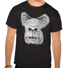 Mad Gorilla T-Shirt None