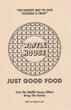 Over the weekend I did an inventory of my Waffle House collection, of which mention has been made here before. I've been meaning to catalog this stuff for some time, just to see how much (and what)...
