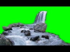 waterfall on green screen free stock footage Green Background Video, Blur Image Background, Iphone Background Images, Banner Background Images, Picsart Background, Free Green Screen Backgrounds, Green Screen Images, Green Screen Photo, Backgrounds Free