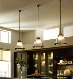 Brushed-Nickel-1-Light-Double-Prismatic-Glass-Pendant-13-034-Wide