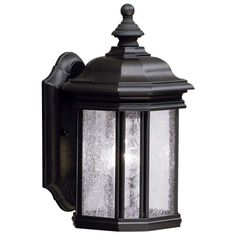 View The Kichler 9028 Kirkwood Collection 1 Light 13 Outdoor Wall Light At Lightingdirect