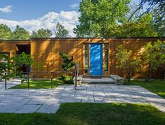 Philip Johnson , Wiley Speculative House