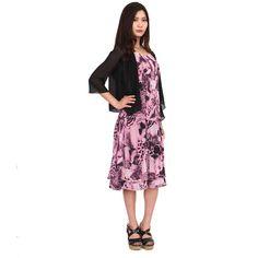 30代40代 レディースファッション「アルテソワ公式通販オンラインショップ株式会社やよい」の「アルテソワ プリーツワンピ―ス&フォンジャケット アンサンブル」通販。
