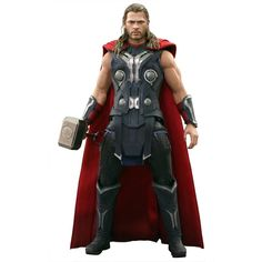 Hot Toys Movie Masterpiece - Avengers Age of Ultron: Thor
