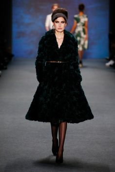 Evening Fur Coats For Fall-Winter 2015-2016 (1)