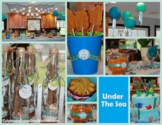 Under The Sea Party | Celebrate Every Day With Me