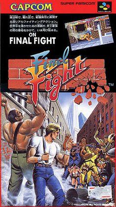 Final Fight #Arcade  #capcom