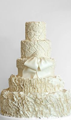 Wedding - Weddings - Love Is Sweet And Covered In Fondant