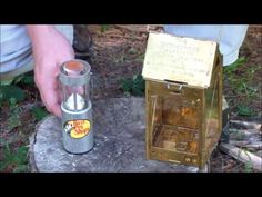 UCO Candle Lantern for Camping, Hiking, and More... http://rethinksurvival.com/uco-candle-lantern-video/