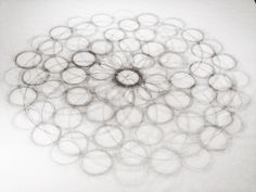 Tony Orrico The Human Spirograph.  #Art