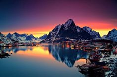 Beautiful Lofoten,Norway