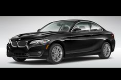 The 2014 BMW 2 Series coupe, an all-new model in the brand's lineup that replaces the BMW 1 Series coupe, starts at $33,025.
