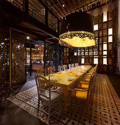 El Catrin Studio Munge Urban Kitchen Bar Design Awards Restaurant Interior