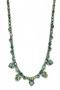 La Contessa: VERDE NECKLACE