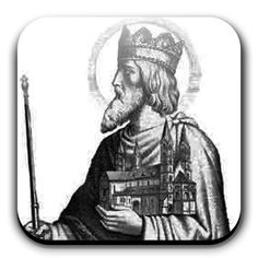 July 13 - St. Henry (972-1024), German king and Holy Roman Emperor, is the patron saint of the childless, of Dukes, of the handicapped and those rejected by Religious Order