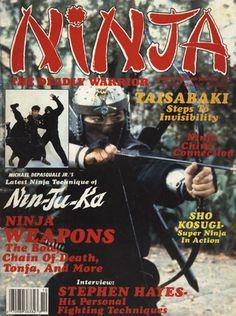 ninja magazine