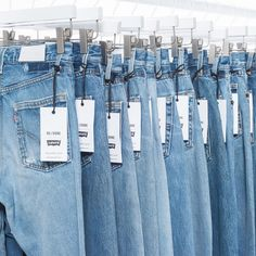 Redone Levi's Collection Sustainable Denim Recycled