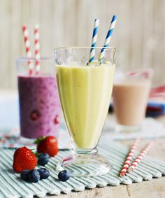 Sip your way to a clear, glowing complexion with these easy smoothie recipes that taste as good as they are going to make you look