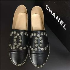 Replica Chanel Espadrilles sheepskin shoes for women, very hot fashion shoes, Canvas Shoes, top quality