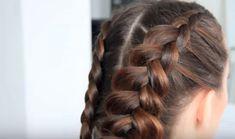 Прическа-корзинка: пошаговые фото и видео как плести длинные, средние и короткие волосы