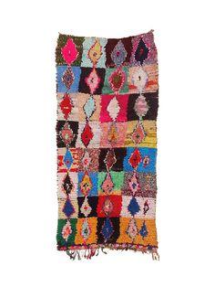 Berber rug, fossik