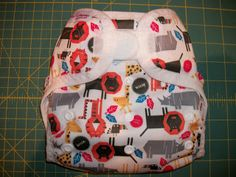 Simple Diaper-Sewing Tutorials: One Size FOE Cover. Great site for free cloth diaper patterns!