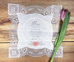Bespoke personalized Mother wedding by PrintmadeStudio on Etsy