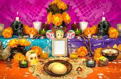Te decimos cómo es que se festeja gastronómicamente Día de Muertos en diferentes partes del mundo.