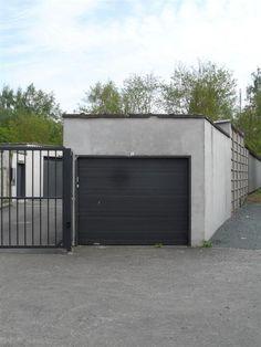 Gesloten garagebox te huur - | Immoweb ref:6386585