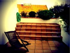 My terrace!! I mean what used to be:) lol  #Alfama. #Lisbon