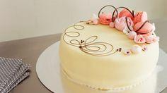 Med dette sukkerbrødet har du et godt utgangspunkt for mange deilige kaker. Marsipankake og bløtkake er blant de mest populære, men mulighetene er mange. Sukkerbrødet er for mange synonymt med fest, da gjelder det å lykkes. Følg med, så kommer du i mål.