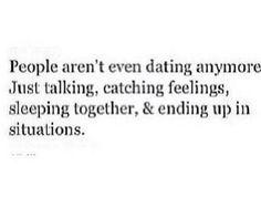 Its sad really.