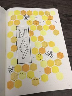 Prepping my bujo for May! : bulletjournal