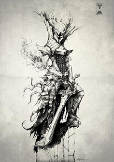 Warlock by Moncus