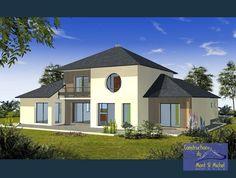 maison r+1 moderne - Recherche Google | Construction | Pinterest ...