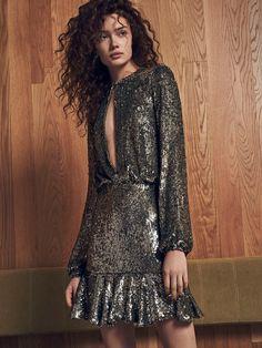 "Alexis Clothing ""Tamera Sequin Dress Silver' Dresses |Shop Splash  www.shopsplash.com"