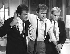 Man From UNCLE Project Strigas Affair - Robert Vaughn, William Shatner, David McCallum