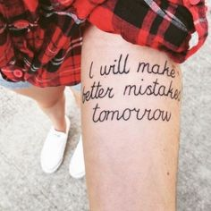 30 Small Quotes Tattoo Ideas for Your First Design